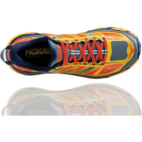 Hoka One One Mafate Speed 2 Buty do biegania Mężczyźni, old gold/moonlight ocean
